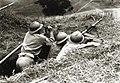 Combatentes Paulistas no Morro Frio, em- Areias SP, 1932.jpg