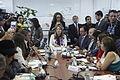 Comisión de los Trabajadores recibe al Superintendente de Bancos, Christian Cruz y al Presidente del IESS, Richard Espinoza (18239760259).jpg