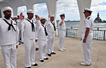 Commander USS Kidd re-enlists five Sailors DVIDS182134.jpg