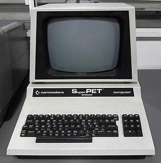 Motorola 6809 - SuperPET SP9000