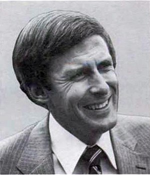 Dan Coats - Dan Coats as a first term U.S. Congressman in 1981.