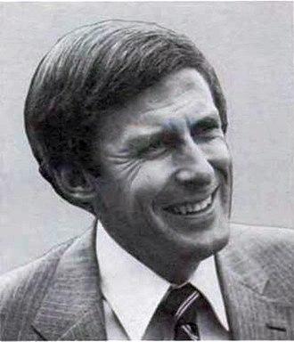 Dan Coats - Dan Coats as a first-term Congressman in 1981