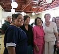 Congresswoman Pelosi joins Olga Miranda, Rosario Anaya, and Dolores Huerta (8281363497).jpg