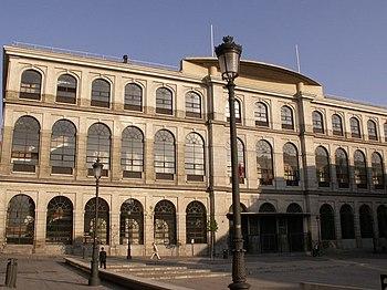 Resultado de imagen de Real conservatorio superior de Música de Madrid