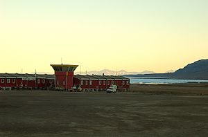 Nerlerit Inaat Airport - Terminal building