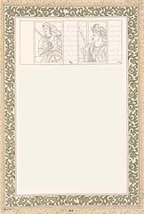 Portraits of Tipu Sultan and Lakshmi Bai