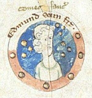 Earl of Lancaster - Edmund Crouchback