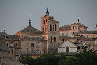 Convento de San Pedro Mártir - Convento de San Pedro Mártir
