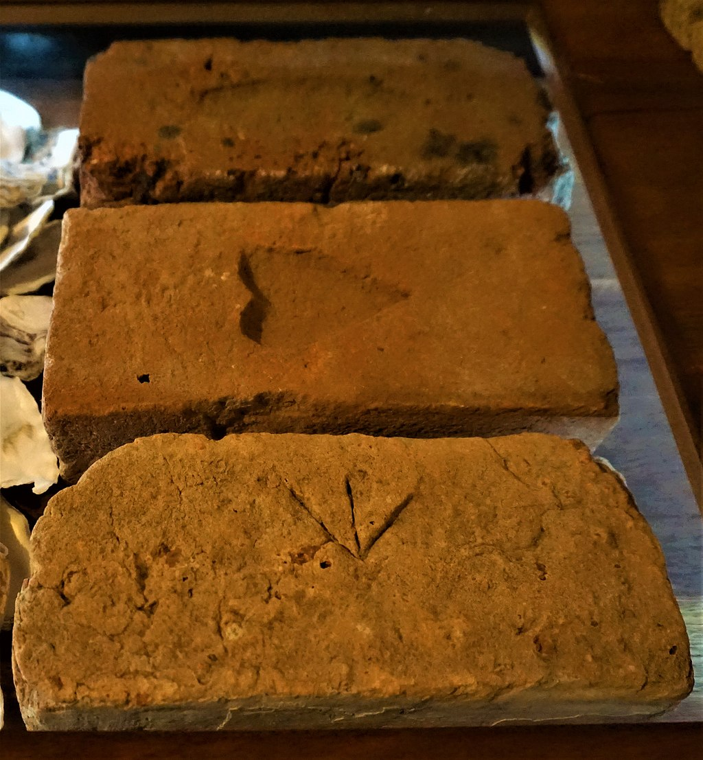 Convict Made Bricks - Joy of Museums
