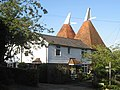 Cooper's Farm Oast and Bellhurst Oast, Merriments Lane, Hurst Green, East Sussex - geograph.org.uk - 322709.jpg