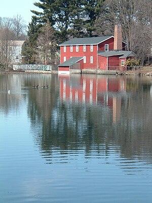 Bergenfield, New Jersey - Cooper's Pond