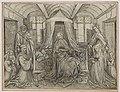 Copie d'après CAMPIN Robert - Adoration d'une Vierge à l'Enfant, INV 20669, Recto.jpg