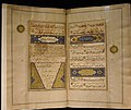 Copy of the Quran in 30 parts, Herat, Afghanistan, 1519, The David Collection, Copenhagen (6) (35601617593).jpg