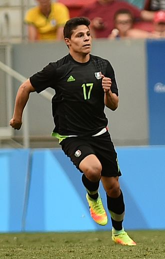 Alfonso González - Image: Coréia do Sul x México Futebol masculino Olimpíada Rio 2016 (28792988452) (cropped)