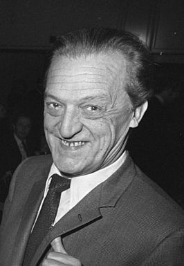 Cor Lemaire in 1972