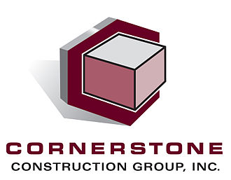 Cornerstone Construction Group - Image: Cornerstone Final Logo 2013