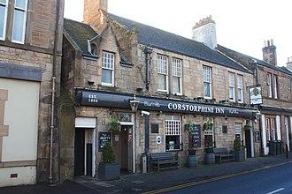 Corstorphine - Corstorphine Inn, Edinburgh