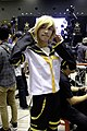 Cosplayer of Kagamine Len 20190413a.jpg