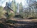 Cottage in Middler Wood - geograph.org.uk - 900580.jpg