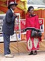 Couple at Bus Station - Musanze Ruhengeri - Northern Rwanda.jpg