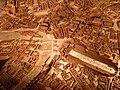 Courbe du Tibre, forum boarium, ponts et circus maximus - plan de Rome.jpg