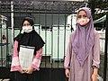 Covid vaccine clinical trial, Dago, Bandung.jpg
