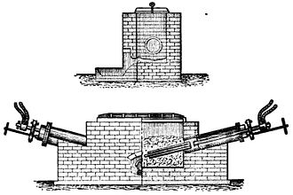 Electric Smelting and Aluminum Company - Design of a Cowles furnace