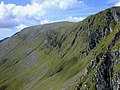 Crags above the Cadha Dearg - geograph.org.uk - 1755194.jpg