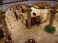 Creuer de l'antic Hospital, ara Biblioteca Pública de València.JPG