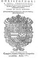 Cristóbal de Vega (1580) Liber de arte Medendi.png