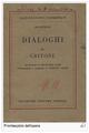 Critone by Plato italian version cover.png