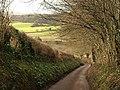 Croford Hill - geograph.org.uk - 1716111.jpg
