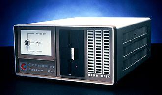 Cromemco - Cromemco System One (CS-1H) 1981