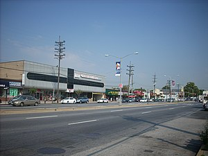 Howard Beach, Queens - Cross Bay Boulevard
