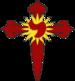Cross wing saint michael