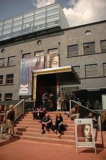 Crossing Europe film festival Linz 2008.jpg