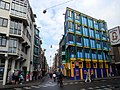 Crossroads of Sint Antoniesbreestraat and Nieuwe Hoogstraat in Amsterdam - panoramio.jpg