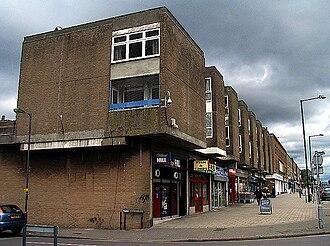 Henbury - Crow Lane shops