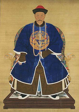 Yunreng - Portrait of Yunreng