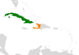Cuba–Haiti relations Diplomatic relations between the Republic of Cuba and the Republic of Haiti