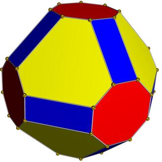 Cubitruncated cuboctahedron - Image: Cubitruncated cuboctahedron convex hull
