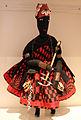 Cultura afro-brasiliana di bahia, bambola che rappresenta l'orixa exù.JPG