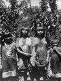 Cuna-kvinnor från R. Caimanes. R. Caimanes, Autioquia, Colombia - SMVK - 004462.tif