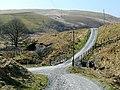 Cwm Pysgotwr Fawr, at Nant Gwernog, Ceredigion - geograph.org.uk - 1237881.jpg