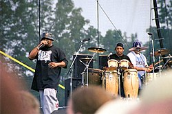 Sen Dog, Bobo e B-Real dei Cypress Hill