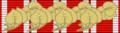 Czechoslovak War Cross 1918 (5x) Bar.png