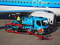 DAF LF Mobile fuelpump truck of the KLM.JPG