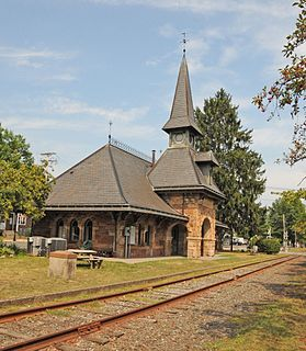 Demarest, New Jersey Borough in Bergen County, New Jersey, United States
