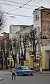 DSC 0291 вул. Проскурівська, 56 Готель «Континенталь» домовласника Вассермана.jpg