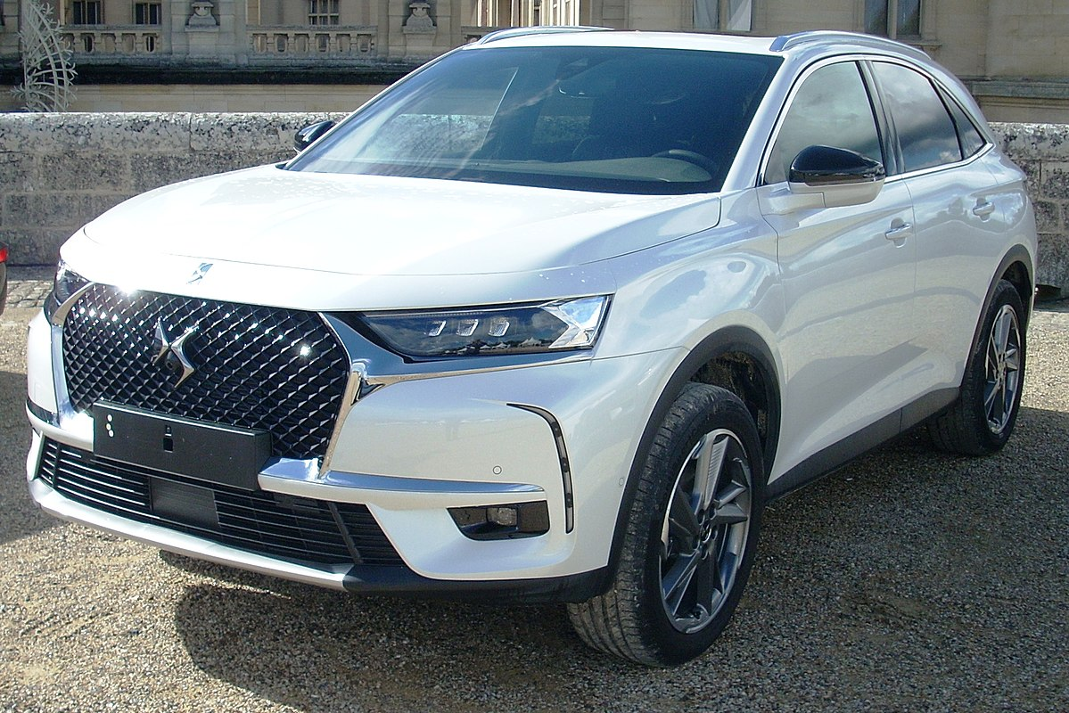 Ds 7 Crossback Wikipedia Wolna Encyklopedia